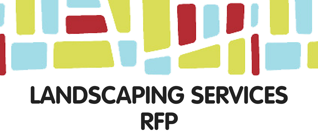 Landscaping Services RFP
