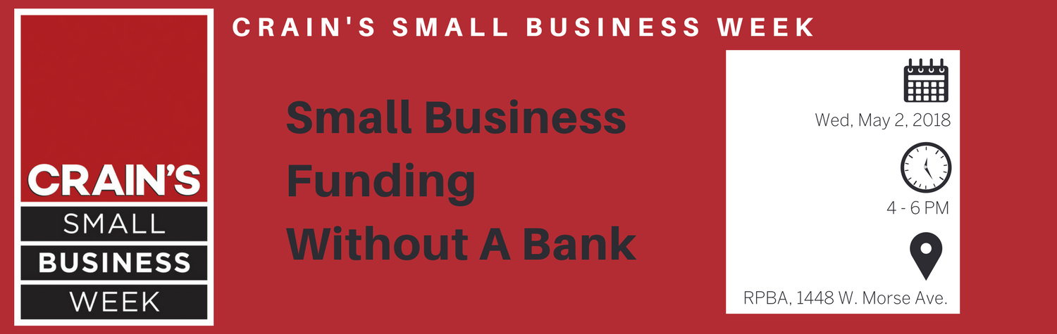 Small Business Funding Without A Bank