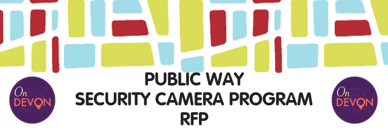 Public Way Security Camera Program RFP