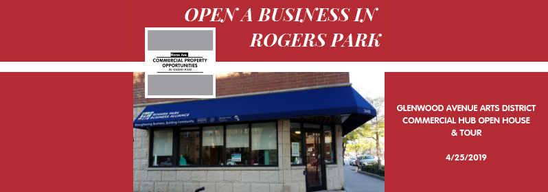 Open A Business In Rogers Park – Morse Avenue