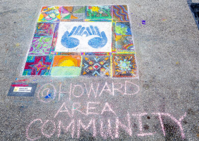 SSA #19 aims to strengthen a sense of community along Howard Street.
