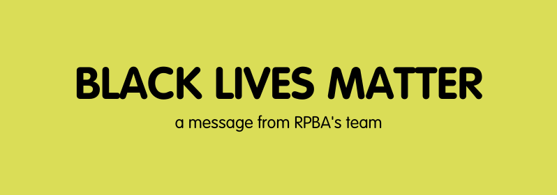 A Message from RPBA's Team