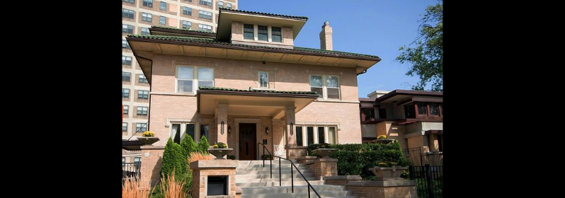 Health Care Workers Can Get A Free Stay At Rogers Park's Historic Lang House. Here's How