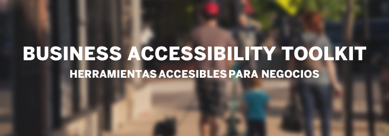 Business Accessibility Toolkit