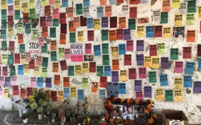 Neighborhood Memorial for Victims of Police Violence