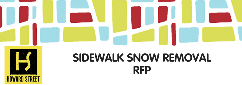 Sidewalk Snow Removal Request for Proposals