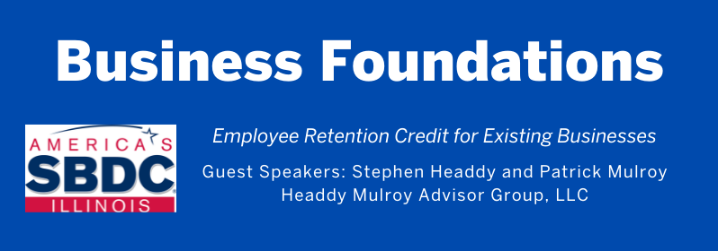 Business Foundations   Employee Retention Credit